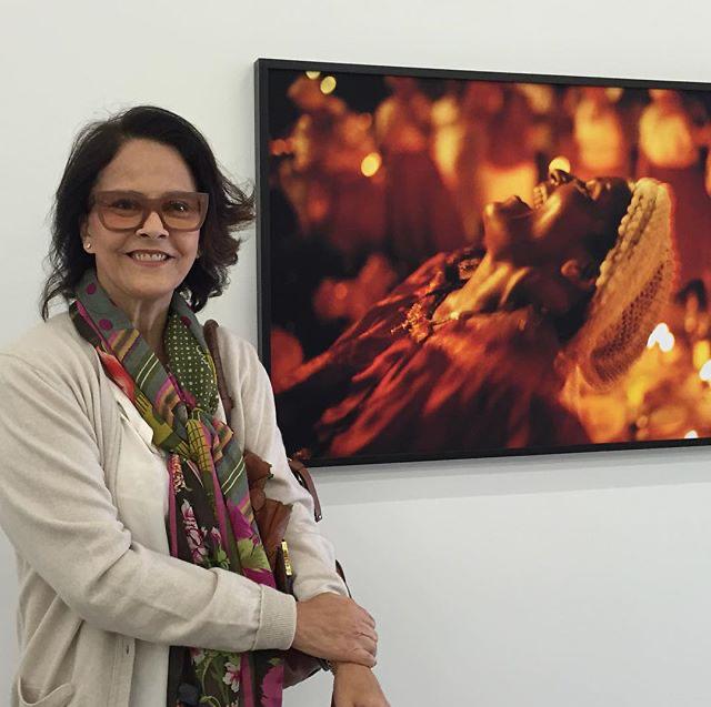 Rosa Barbosa Marchante e galerista